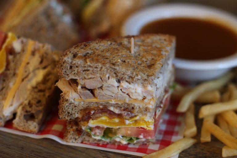 Club Sandwich à notre façon