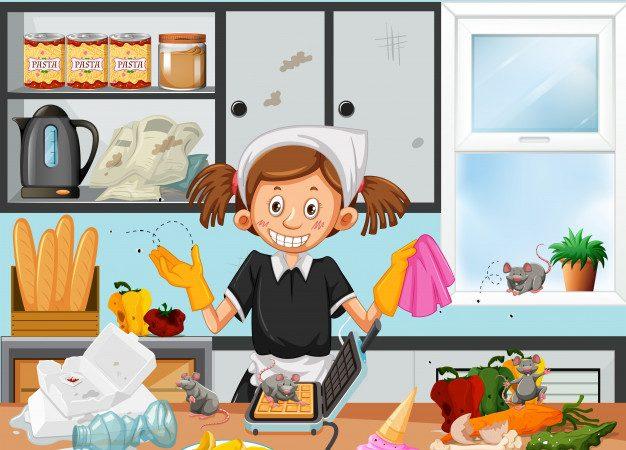 5 conseils pour nettoyer votre cuisine rapidement et efficacement