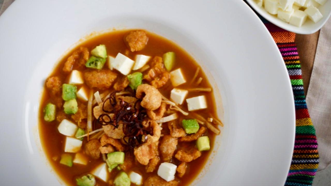 ¿Cómo preparar sopa de tortilla? La que no puede faltar en tu recetario 17/08/20